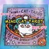 猫のタロットカード「MINI CAT TAROT」☆の画像