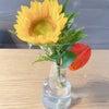 ポストにお花が届くお花の定期便ブルーミー始めてみました♪の画像