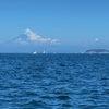 7月18日   梅雨明けの葉山沖の画像