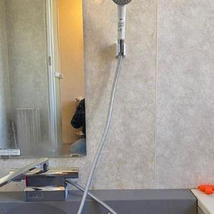 岡山県岡山市、倉敷市、瀬戸内市のシャワー水栓の修理・取り替えなら大森電気にお任せ下さい!の画像