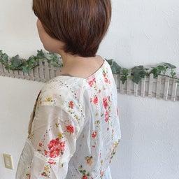 画像 ショートヘアからさらに短くベリーショートに の記事より 2つ目