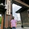 会津墓地を廻り稽古技量を見るの画像