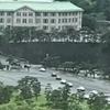 【Twitter情報】偽天皇家終了か?!皇居にパトカー!台風、三峡ダムに接近中!!!の画像