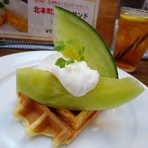 大阪 Café Berry 2021/06の画像
