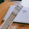 【筆記用具】受講生さんよりマークシート専用?鉛筆をいただきましたの画像