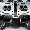 ZRX400 エンジンオーバーホール