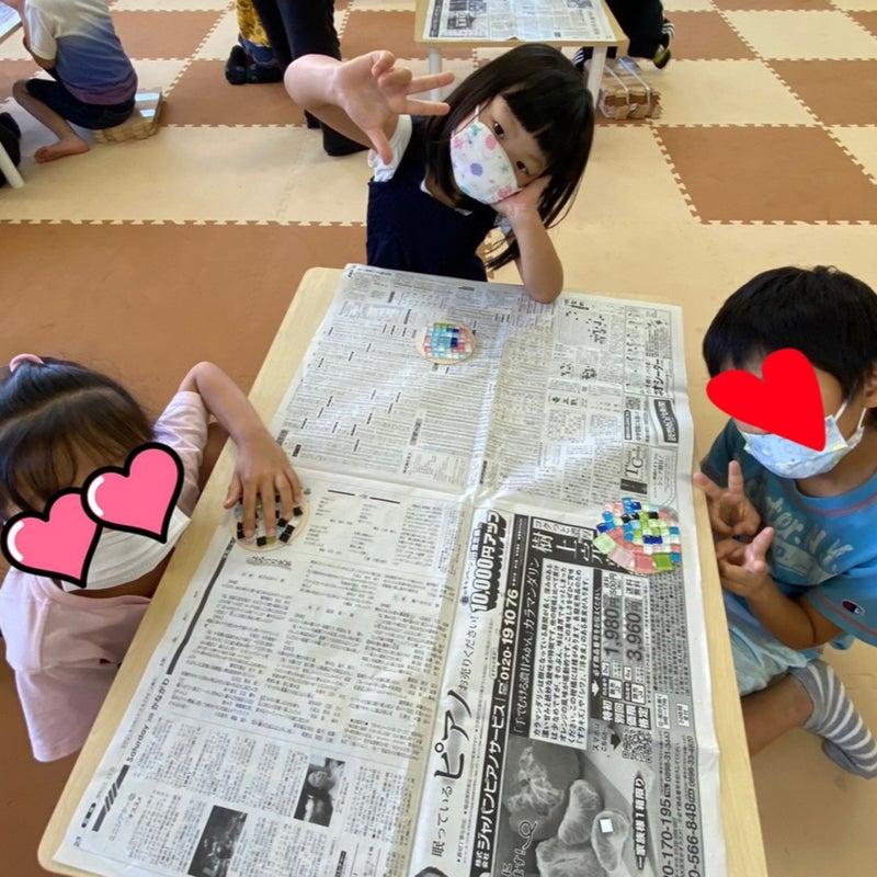 o1080108014975060521 - 7月17日(土) コースター作り☆toiro鳥が丘☆