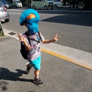 【見えてるの?】その帽子のかぶり方!の画像