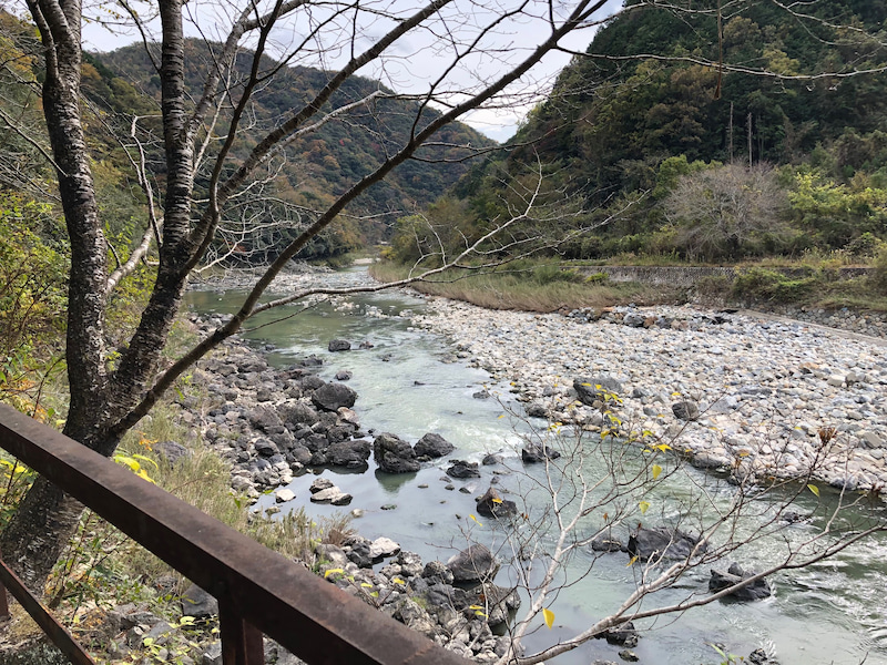 武庫川上流