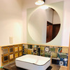 洗面台とキッチンのタイル施工をしましたの画像