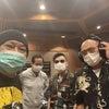 マスタリング(クレイジーケンバンド)@ダッチママスタジオ 2021/07/21の画像