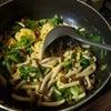 【時短レシピ】フライパンひとつでサニーレタス大量消費!の画像