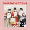 合格、おめでとうございます!!!の画像