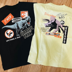 息子が絶叫したTシャツの画像
