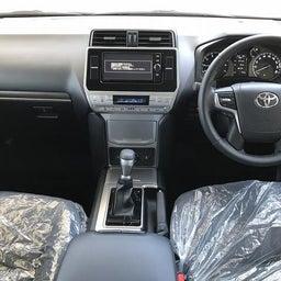 画像 新着車両!トヨタ ランドクルーザープラド! の記事より 6つ目
