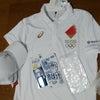 聖火リレーのランナーサポートで着るはずだったポロの画像