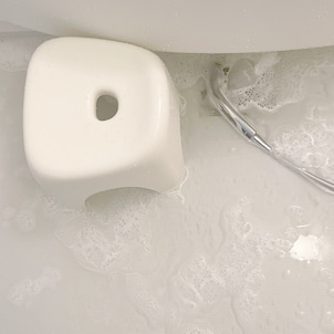 浴室のオキシ漬けを続ける理由の画像
