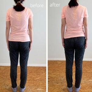 美容整体・お客さまの体の変化・よい気が巡る体の画像