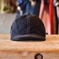 【HIGHER】SELVEDGE DENIM CAP