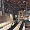 ノスタルジック材木屋、休日の作業場。の画像