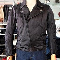 画像 【SHINICHIRO ARAKAWA】ダブルライダーススタイルのメッシュJKとTシャツ入荷!! の記事より 1つ目