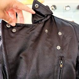 画像 【SHINICHIRO ARAKAWA】ダブルライダーススタイルのメッシュJKとTシャツ入荷!! の記事より 4つ目