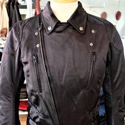 画像 【SHINICHIRO ARAKAWA】ダブルライダーススタイルのメッシュJKとTシャツ入荷!! の記事より 5つ目