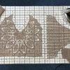 ミコノスのプル【パーツ編みあがり】の画像