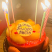 いつまで誕生日やねーーーーん!!!笑笑
