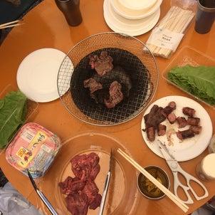 【163日目】BBQとプール開きの画像