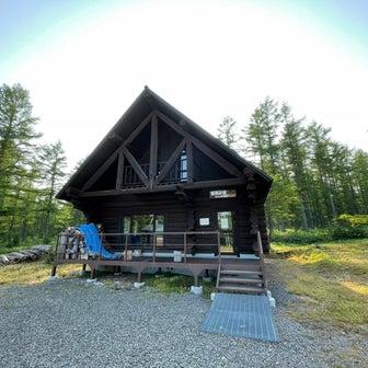 西別小屋(北海道川上郡標茶町)~昨日の札幌