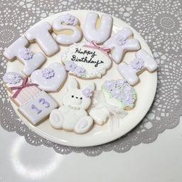 画像 推しの誕生日アイシングクッキー♡オーダー の記事より 4つ目