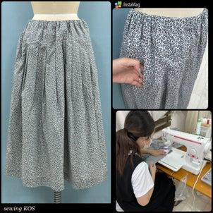 ★ 自作のお洋服は、また別格♡の画像