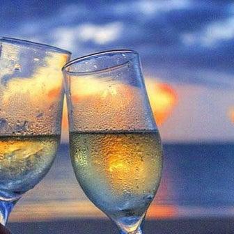 お料理とスパークリングワインのマリアージュでおうちご飯!