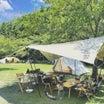 夏休みキャンプ1日目。