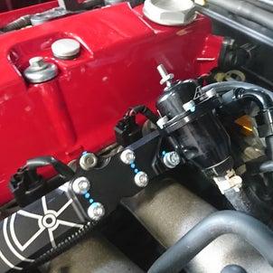 S2000,F22R始動後調整、R33エアコン点検でもっと冷える様になりました♬の画像