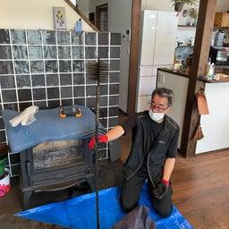 画像 薪ストーブの煙突掃除講座 の記事より 8つ目