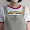 ディズニーのTシャツを拝借した話