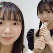 Juice*有澤一華ちゃんと相方のハロプロ研修生*石山咲良ちゃん ¨̮ )