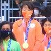 【最年少金メダリスト】女子ストリート・西矢選手 金メダル