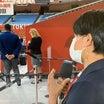 芳田選手へのインタビュー 涙で言葉にならなかった松本薫