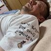 パパ侍…疲れてるのね❤️