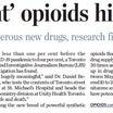 トロントの朝 7月 26日 コロナパンデミックの間に危険な新薬物が出ている!?