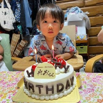 Reo君 2歳になりました