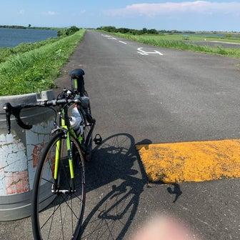 平坦100km  3時間切りチャレンジ!