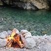 夏だ!川だ!キャンプだ!①/西丹沢大滝キャンプ場