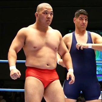 アニマル浜口道場出身の塚本竜馬が全日本プロレスでデビュー。