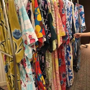 ザ、プリンスパークタワー東京 SUZUMUSHI CAFE2021 に今年も浴衣協力していますの画像