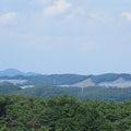 白河、ふるさとの山河と太陽光発電所