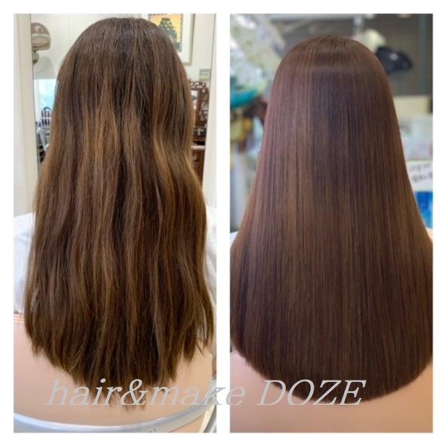 美髪の道筋を作ることが出来るのはコレだけです!!!